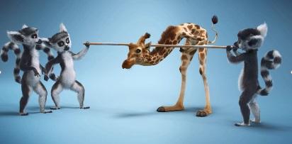 Girafe -FDJ